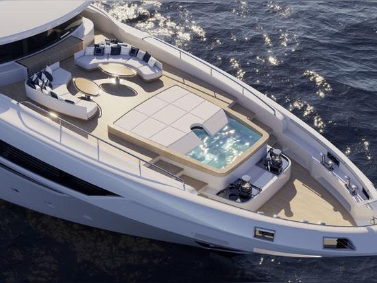 Benetti rivela il nuovo diamante 145' superyacht