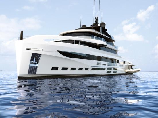 Oceanemo rivela il più grande yacht fin qui