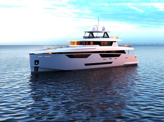 Johnson Yachts rivela la nuova nave ammiraglia del superyacht