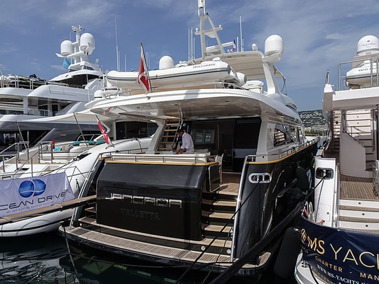 il superyacht Jangada della tasca di 25m trova un nuovo proprietario