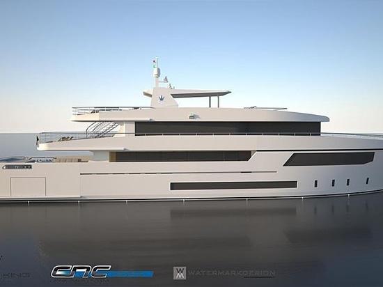 Rivelatore: L'yacht della regina 150 dell'oceano da re dell'oceano