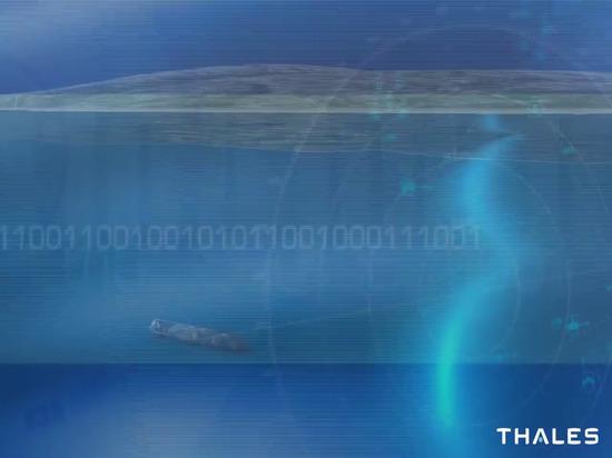 AUSS: Un sistema subacqueo & di superficie autonomo revolutionnary