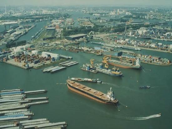 AquaDrones ai giorni 2016 del porto del mondo di Rotterdam