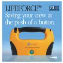 Lifeforce Marine Defibrillator