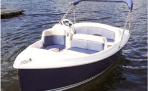 Barche elettriche e ibride