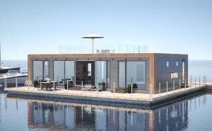 Case galleggianti, houseboat