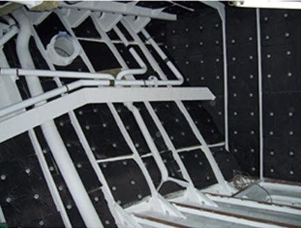 Rivestimento di isolamento per nave - Mascoat Marine-DTM