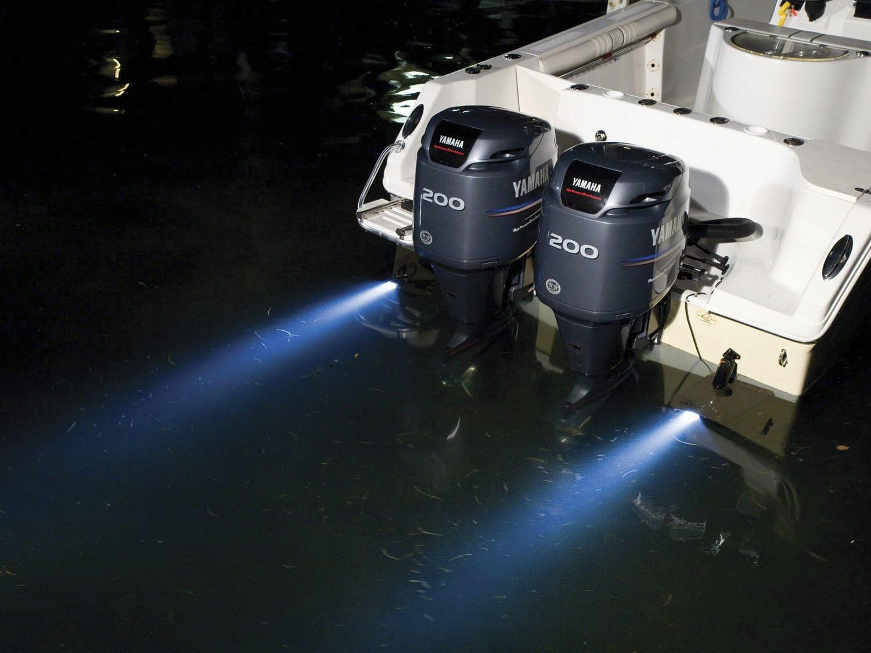 Luci A Led Per Barche.Illuminazione Subacquea Per Barca Led Per Montaggio In