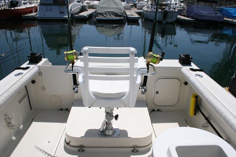 Sedia da combattimento per barca - 70-0105 - Todd Marine ...