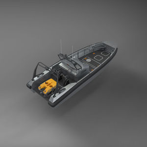 barca professionale barca da lavoro / barca utilitaria / barca di supporto per immersioni / imbarcazione di servizio
