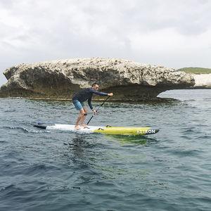 stand-up paddle-board da race