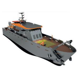 nave speciale per il trasporto dell'equipaggio