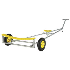 rimorchio per movimentazione / di varo / per canoa-kayak / per gommone