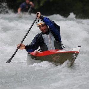 canoa da competizione / da fiume / 1 posto