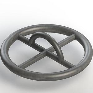 anello d'attracco per acquacoltura