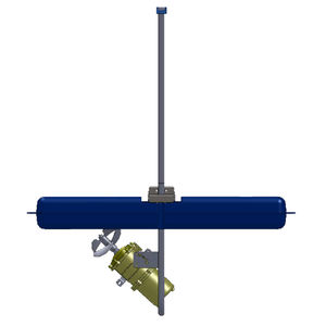 degasatore a vuoto / per acquacoltura