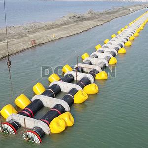 galleggiante per condotto / cilindrico / gonfiabile