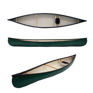 canoa da torrente / 1 posto / in polietilene