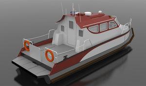 barca utilitaria