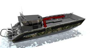 barca professionale barca di salvataggio / patrol boat / barca da lavoro / barca utilitaria