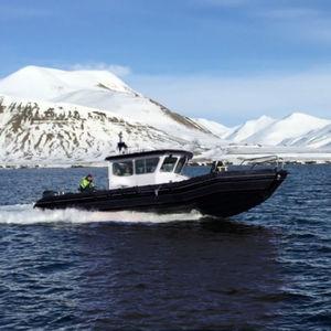 barca di trasporto truppe