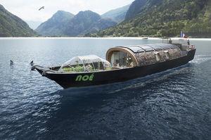 motor-yacht da crociera d'altura