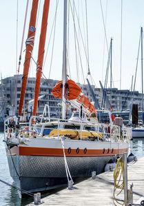 sailing-yacht da crociera d'altura