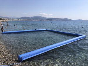 barriera anti-meduse