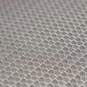 materiale d'anima a nido d'ape in alluminio