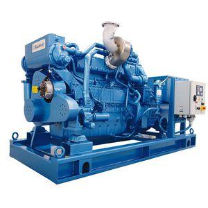 gruppo elettrogeno per nave / a gas / a turbina