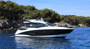 motor-yacht da crociera / sportivo / con fly / IPS