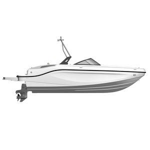 deck boat fuoribordo / da wakeboard / da sci nautico / da pesca sportiva