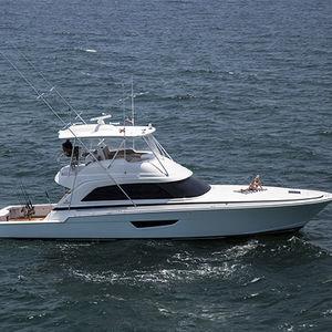 motor-yacht da crociera / da pesca sportiva / con fly / dislocante