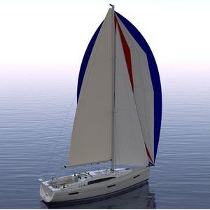 barca a vela da crociera d'altura