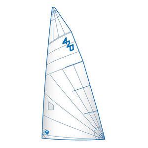 randa / per barca a vela monotipo / 420