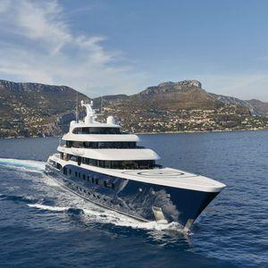 super-yacht su misura