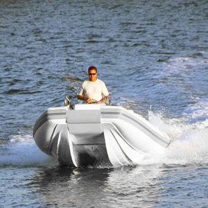 gommone catamarano