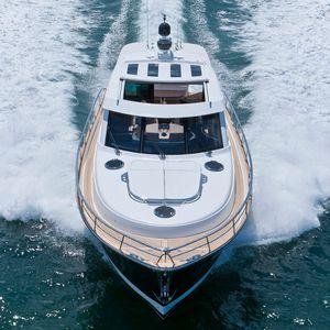 motor-yacht da crociera / sportivo / hard-top / IPS