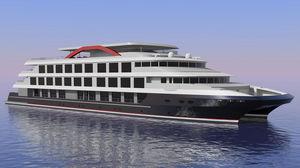 nave da crociera catamarano