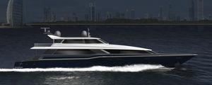 super-yacht da pesca sportiva