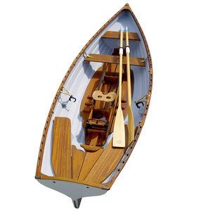 barca da canottaggio da turismo / tradizionale / skiff