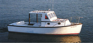 cabin-cruiser entrobordo / open / lobster