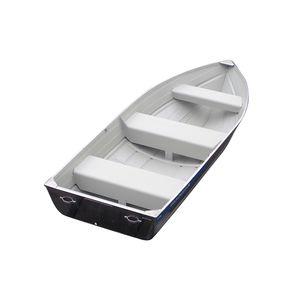 lancia fuoribordo / da pesca sportiva / in alluminio / max. 4 persone