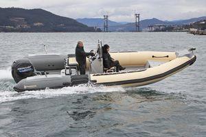 barca professionale patrol boat / barca di supporto per immersioni / barca per la ricerca scientifica / fuoribordo