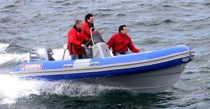 barca da pesca professionale