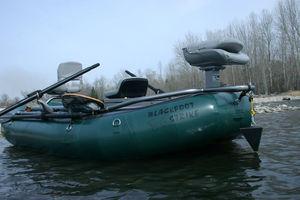 raft 3 posti / 2 posti / da pesca