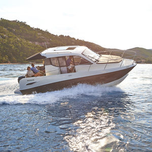 cabin-cruiser fuoribordo / hard-top / max. 10 persone