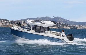 barca da pesca e diporto fuoribordo / bimotore / hard-top / da pesca e diporto