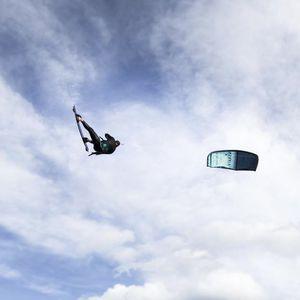 ala da kitesurf parafoil