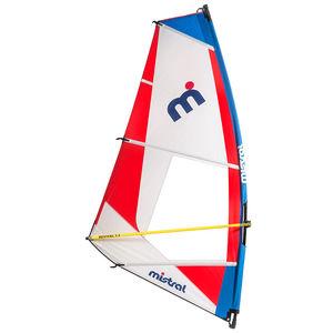 vela da windsurf allround / 3 listelli / 1 listello